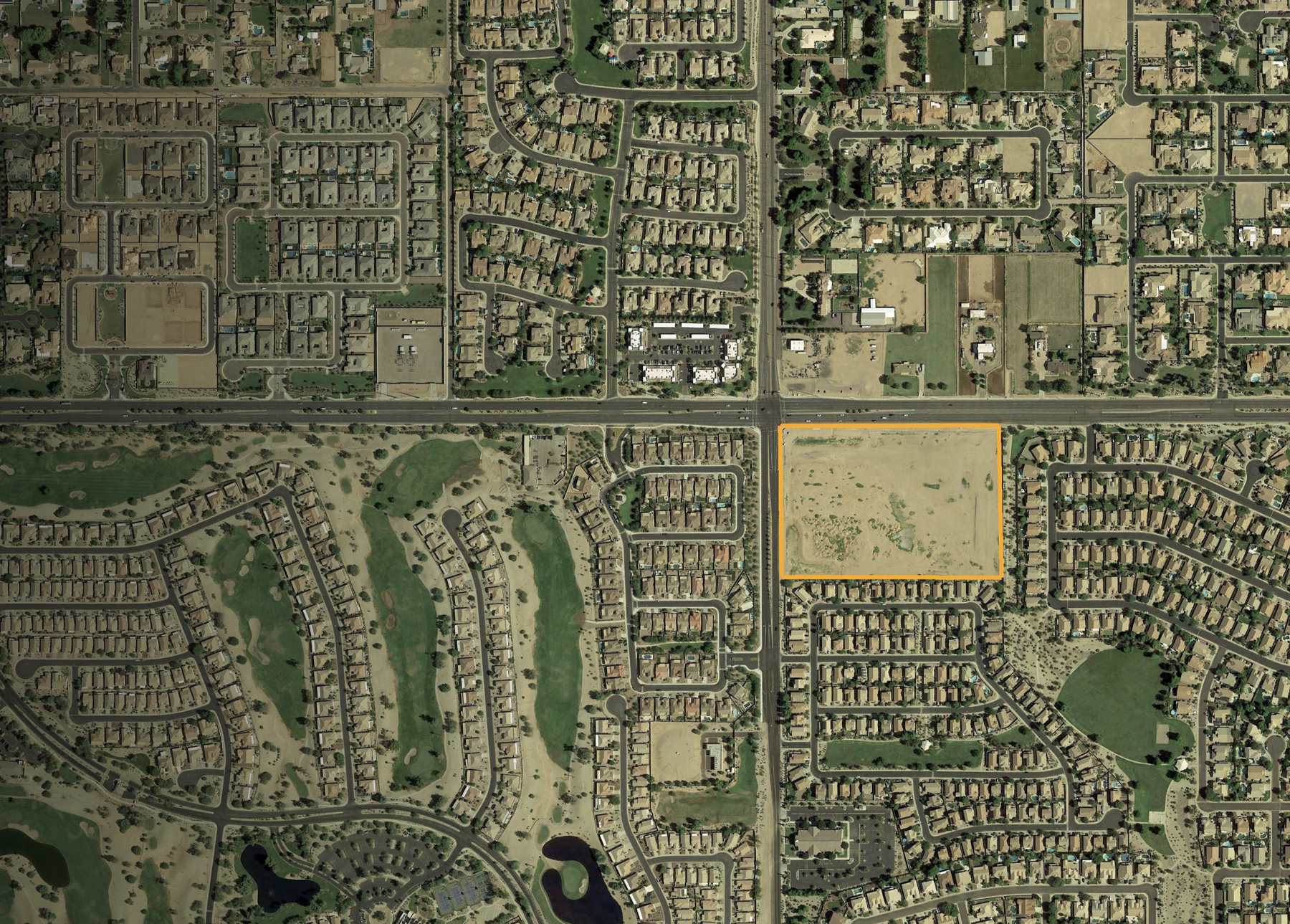 Lindsay Road and Riggs Road (in escrow)