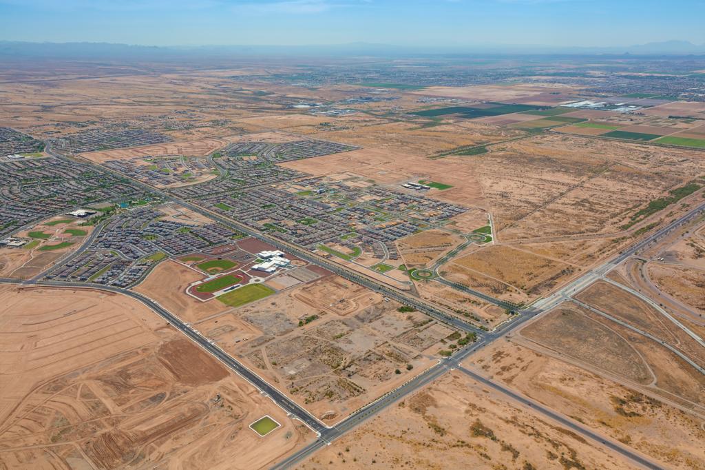 Eastmark - Land for Commercial use