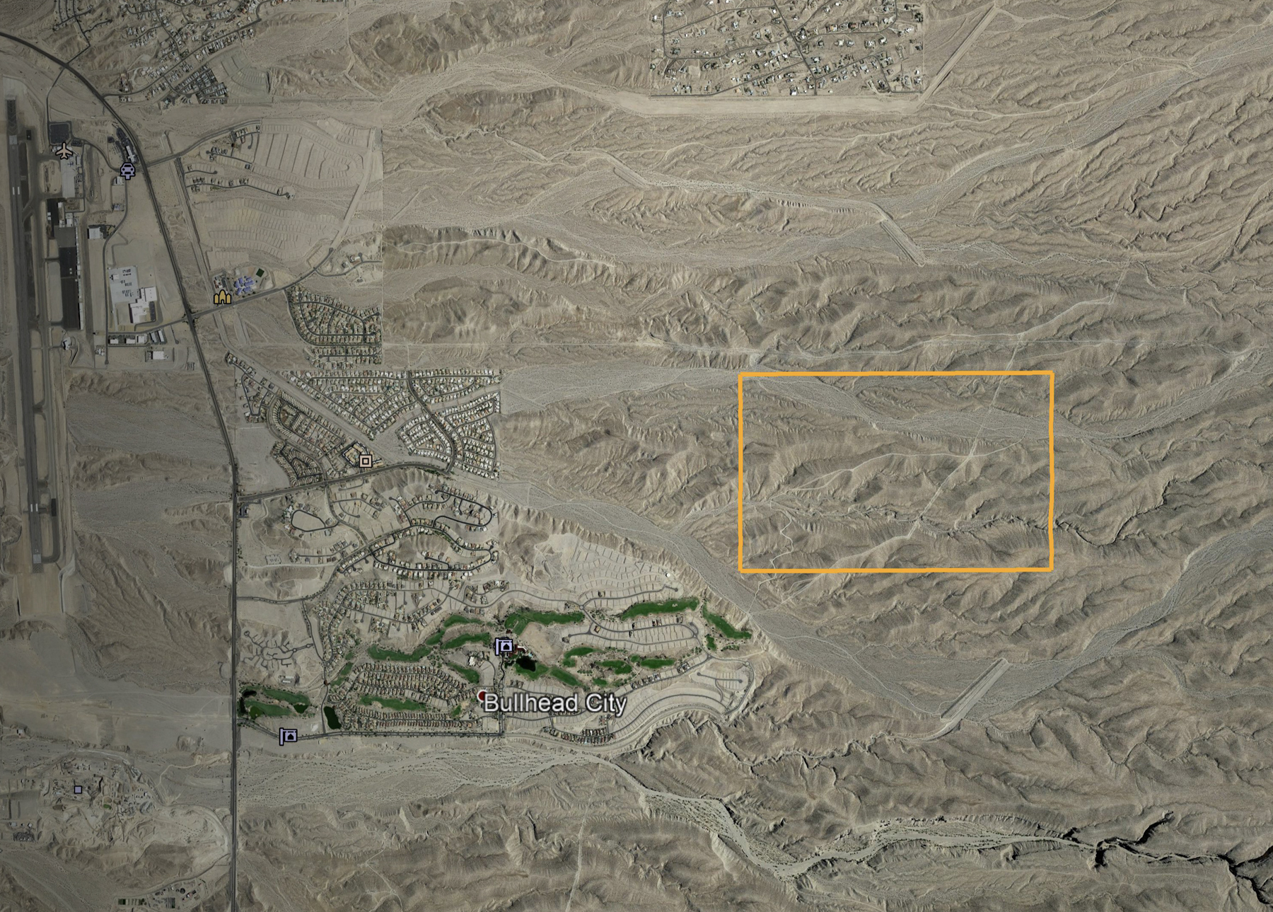 Laughlin Ranch –             Section 3
