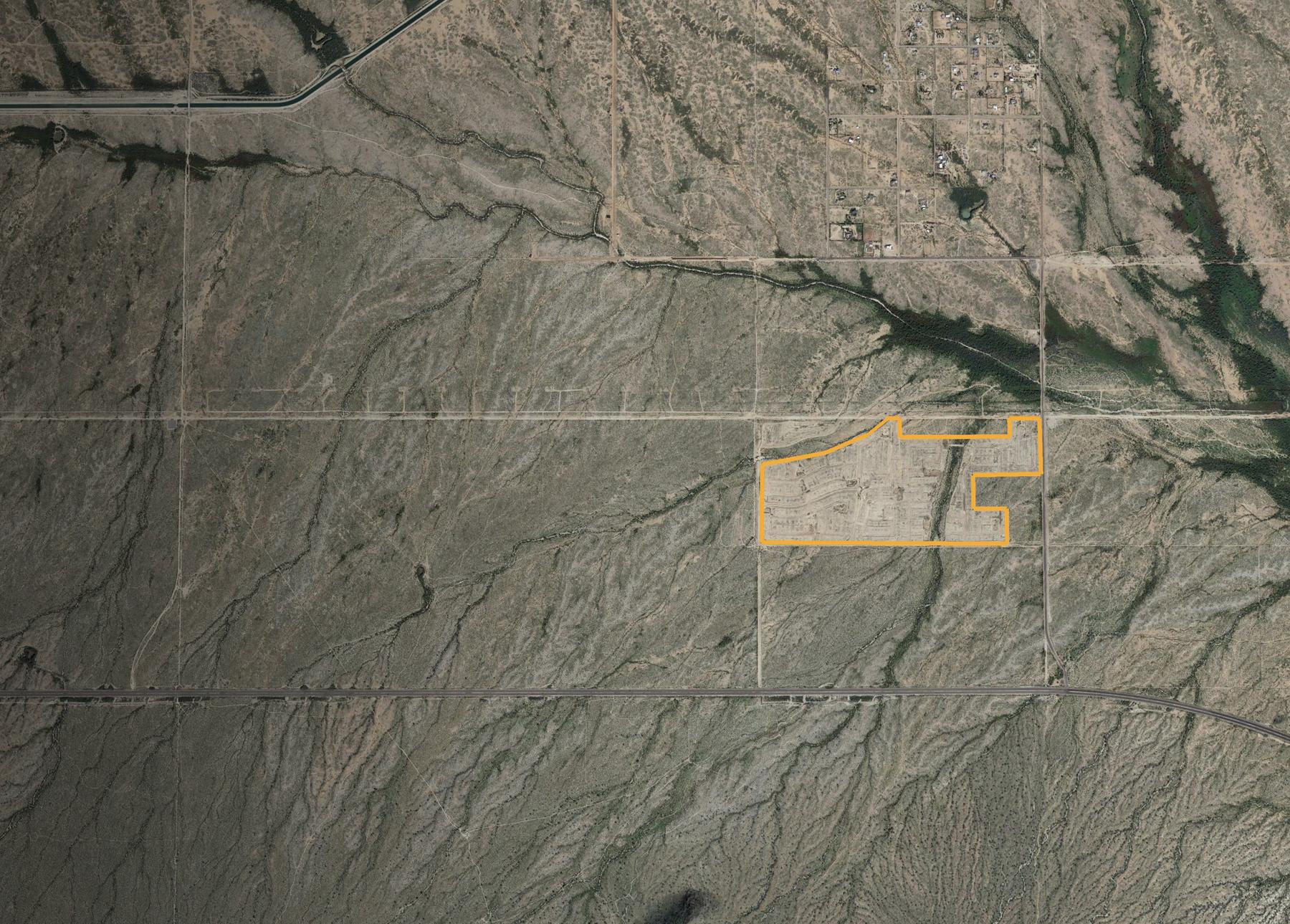 Mesquite Mountain Ranch