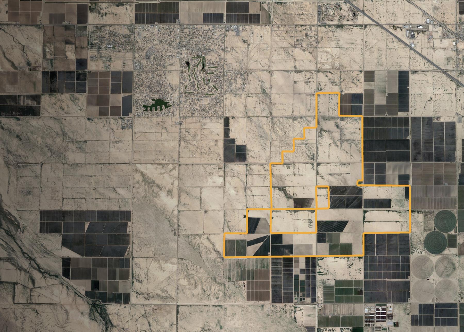 Cortederro – City of Eloy, Arizona